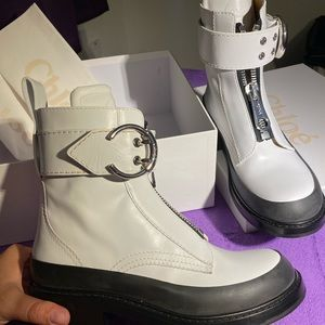Chloe Boots 100% leather!